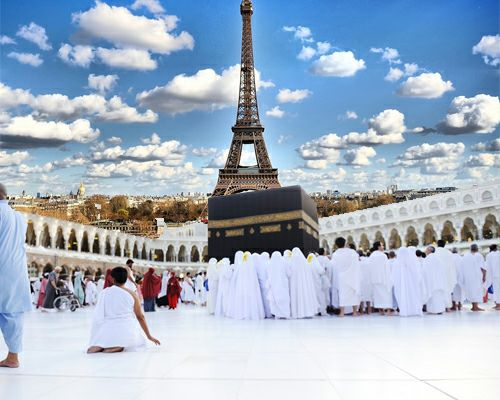 16 Hari UMROH + WEST EUROPE Th. 2019-2020 (1440 H)