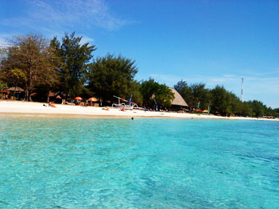 5Hari/4Malam LOMBOK HONEYMOON PACKAGE  FULLDAY SASAK + GILI TRAWANGAN TOUR